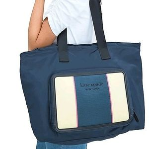 NEW Kate Spade Journey Packable Large Tote Bag